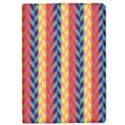 Colorful Chevron Retro Pattern iPad Mini 2 Flip Cases View1