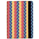 Colorful Chevron Retro Pattern iPad Mini 2 Flip Cases View2