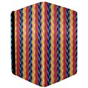 Colorful Chevron Retro Pattern iPad Mini 2 Flip Cases View3