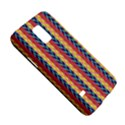 Colorful Chevron Retro Pattern Galaxy S5 Mini View5