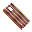 Colorful Chevron Retro Pattern Samsung Galaxy Note 4 Hardshell Case View5