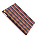 Colorful Chevron Retro Pattern iPad Air 2 Hardshell Cases View5