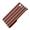 Colorful Chevron Retro Pattern Sony Xperia Z3 Compact View4