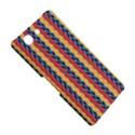 Colorful Chevron Retro Pattern Sony Xperia Z3 Compact View5