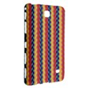Colorful Chevron Retro Pattern Samsung Galaxy Tab 4 (7 ) Hardshell Case  View3