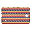 Colorful Chevron Retro Pattern Samsung Galaxy Tab 4 (8 ) Hardshell Case  View1