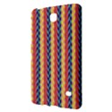 Colorful Chevron Retro Pattern Samsung Galaxy Tab 4 (8 ) Hardshell Case  View2