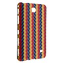 Colorful Chevron Retro Pattern Samsung Galaxy Tab 4 (8 ) Hardshell Case  View3