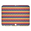 Colorful Chevron Retro Pattern Samsung Galaxy Tab 4 (10.1 ) Hardshell Case  View1