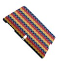 Colorful Chevron Retro Pattern Samsung Galaxy Tab S (10.5 ) Hardshell Case  View5