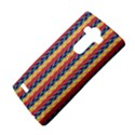 Colorful Chevron Retro Pattern LG G4 Hardshell Case View4