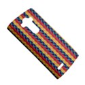 Colorful Chevron Retro Pattern LG G4 Hardshell Case View5