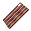 Colorful Chevron Retro Pattern Sony Xperia Z3+ View4
