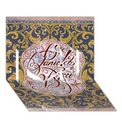 Panic! At The Disco I Love You 3D Greeting Card (7x5)
