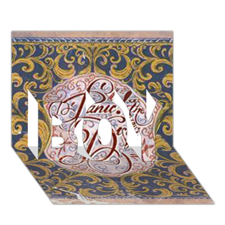 Panic! At The Disco BOY 3D Greeting Card (7x5)