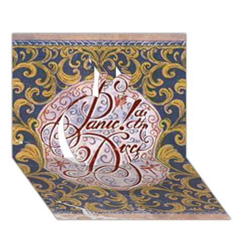 Panic! At The Disco Apple 3D Greeting Card (7x5)