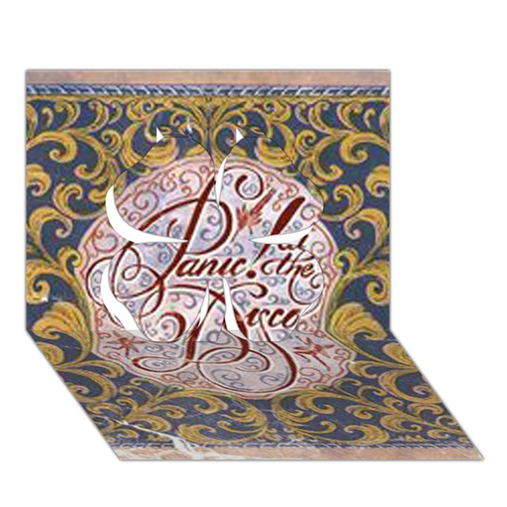 Panic! At The Disco Clover 3D Greeting Card (7x5)
