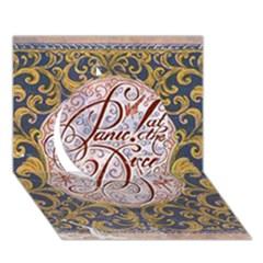 Panic! At The Disco Circle 3d Greeting Card (7x5)