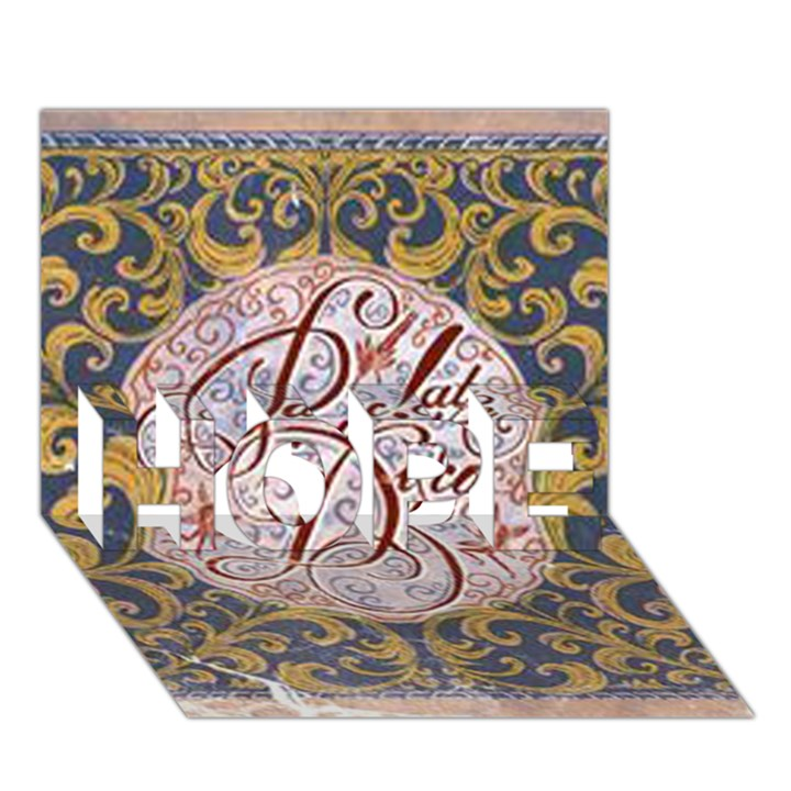 Panic! At The Disco HOPE 3D Greeting Card (7x5)