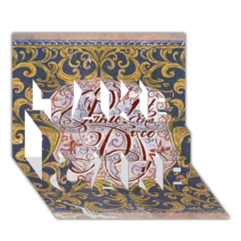 Panic! At The Disco TAKE CARE 3D Greeting Card (7x5)