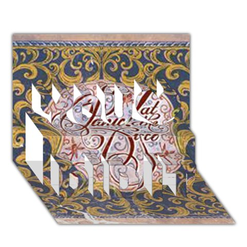 Panic! At The Disco You Did It 3D Greeting Card (7x5)