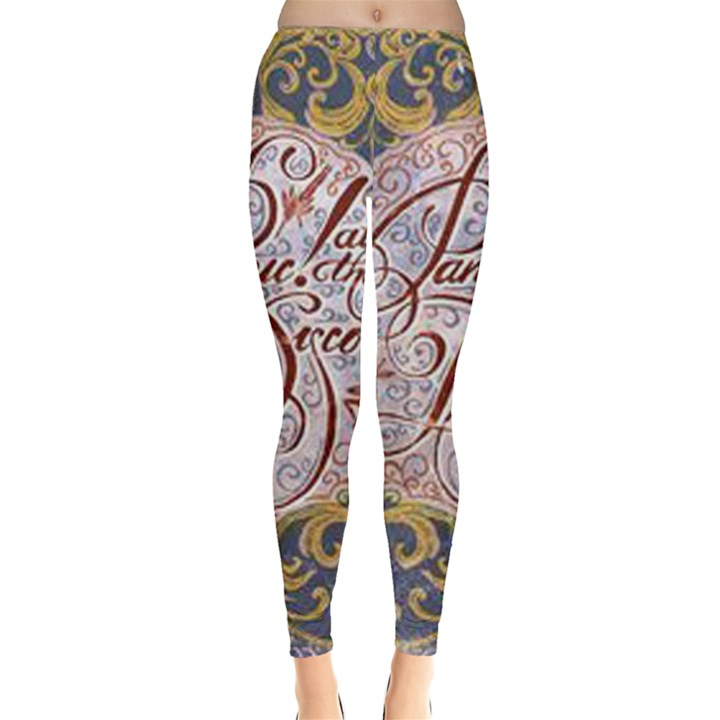 Panic! At The Disco Leggings