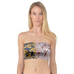 Panic! At The Disco Bandeau Top