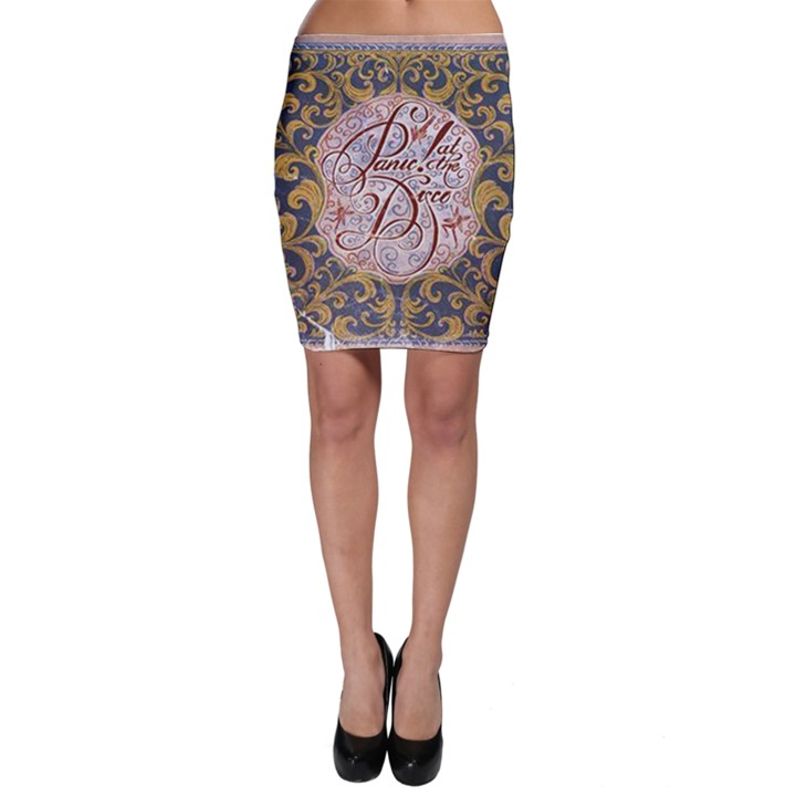Panic! At The Disco Bodycon Skirt
