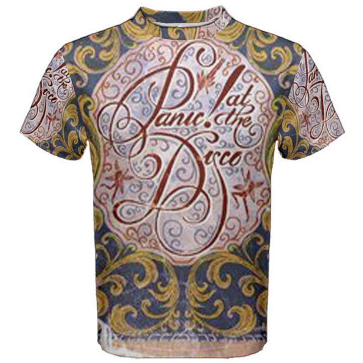 Panic! At The Disco Men s Cotton Tee