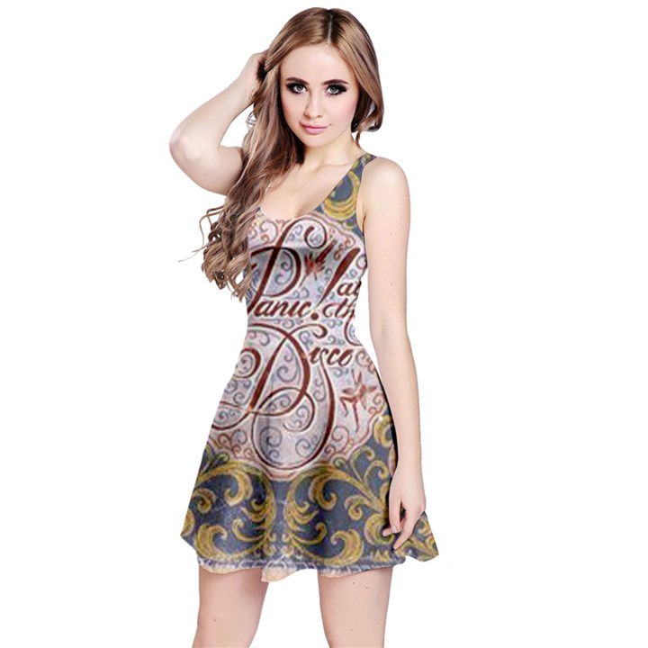 Panic! At The Disco Reversible Sleeveless Dress