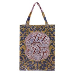 Panic! At The Disco Classic Tote Bag