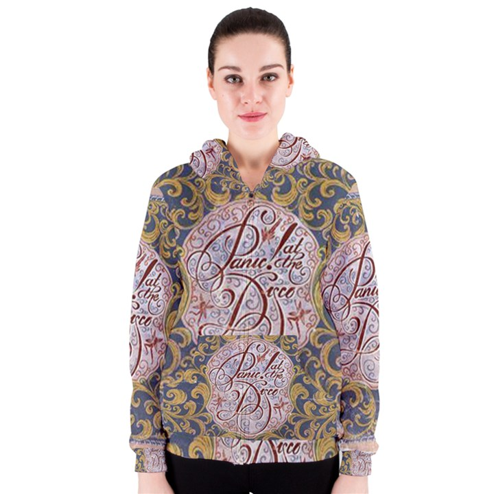 Panic! At The Disco Women s Zipper Hoodie