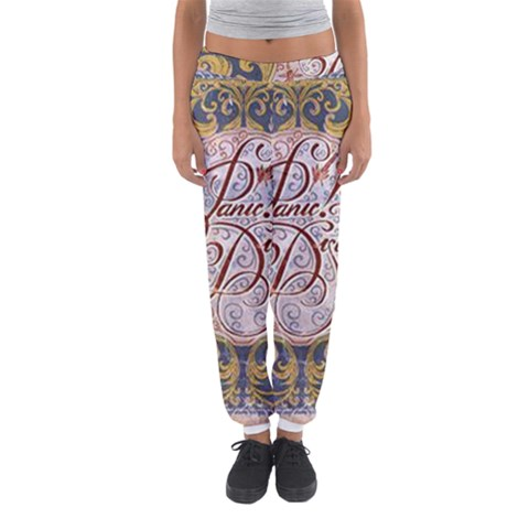Panic! At The Disco Women s Jogger Sweatpants