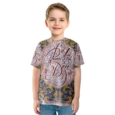Panic! At The Disco Kids  Sport Mesh Tee
