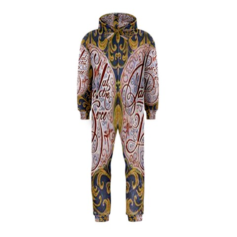 Panic! At The Disco Hooded Jumpsuit (Kids)