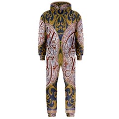 Panic! At The Disco Hooded Jumpsuit (Men)