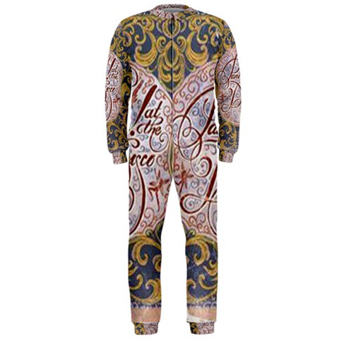 Panic! At The Disco OnePiece Jumpsuit (Men)
