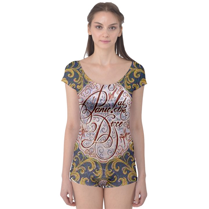 Panic! At The Disco Boyleg Leotard