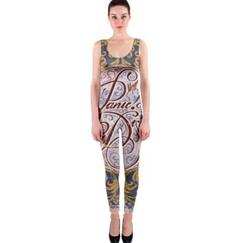 Panic! At The Disco OnePiece Catsuit