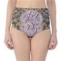 Panic! At The Disco High-Waist Bikini Bottoms View1