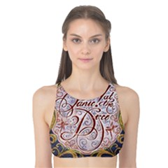 Panic! At The Disco Tank Bikini Top