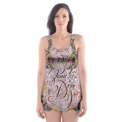 Panic! At The Disco Skater Dress Swimsuit