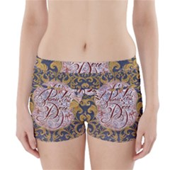 Panic! At The Disco Boyleg Bikini Wrap Bottoms