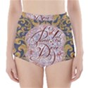 Panic! At The Disco High-Waisted Bikini Bottoms View1