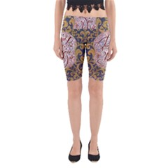 Panic! At The Disco Yoga Cropped Leggings