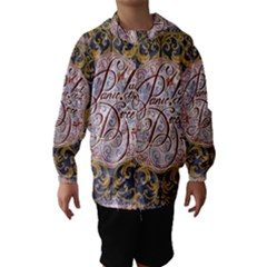 Panic! At The Disco Hooded Wind Breaker (kids)