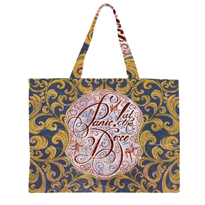 Panic! At The Disco Large Tote Bag
