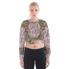 Panic! At The Disco Women s Cropped Sweatshirt