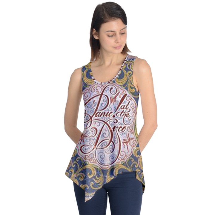 Panic! At The Disco Sleeveless Tunic