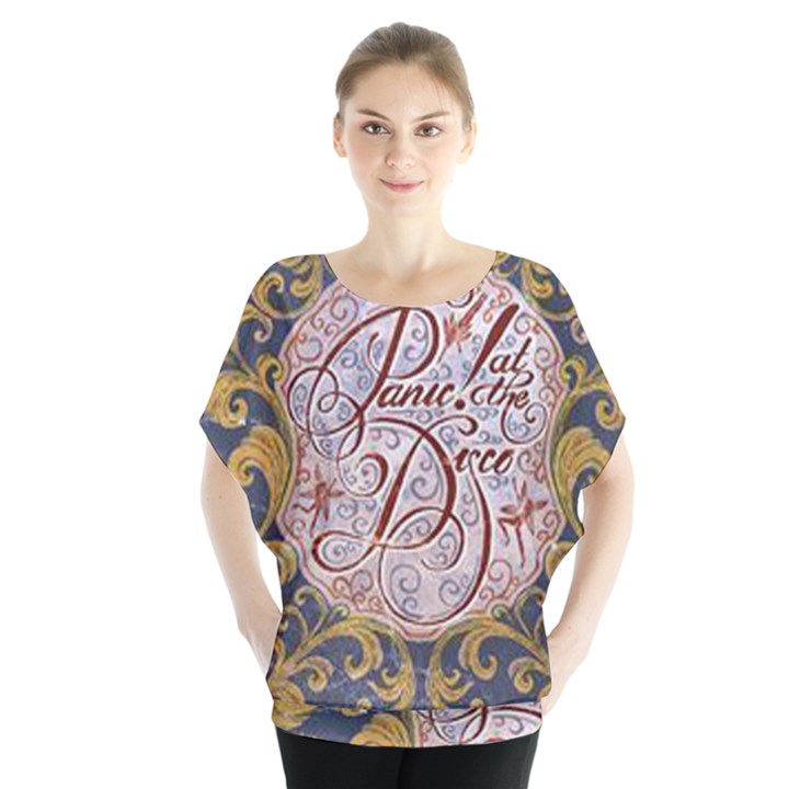 Panic! At The Disco Blouse